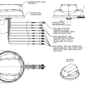 Panorama Dome layout